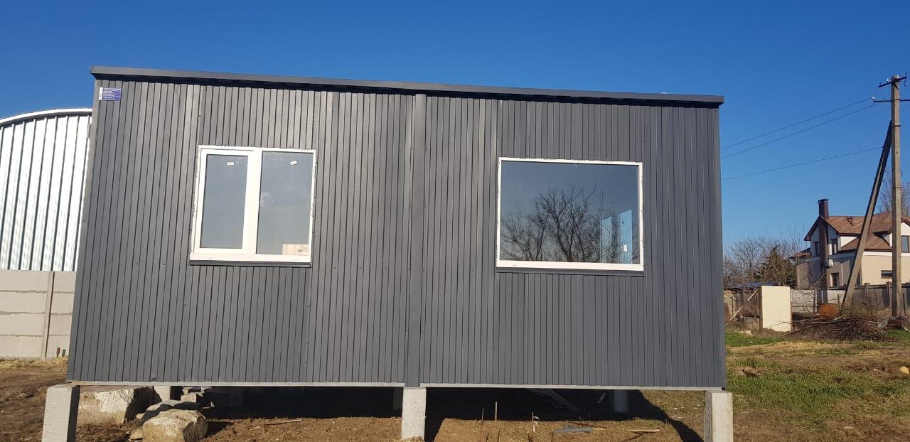 Модульное здание №1