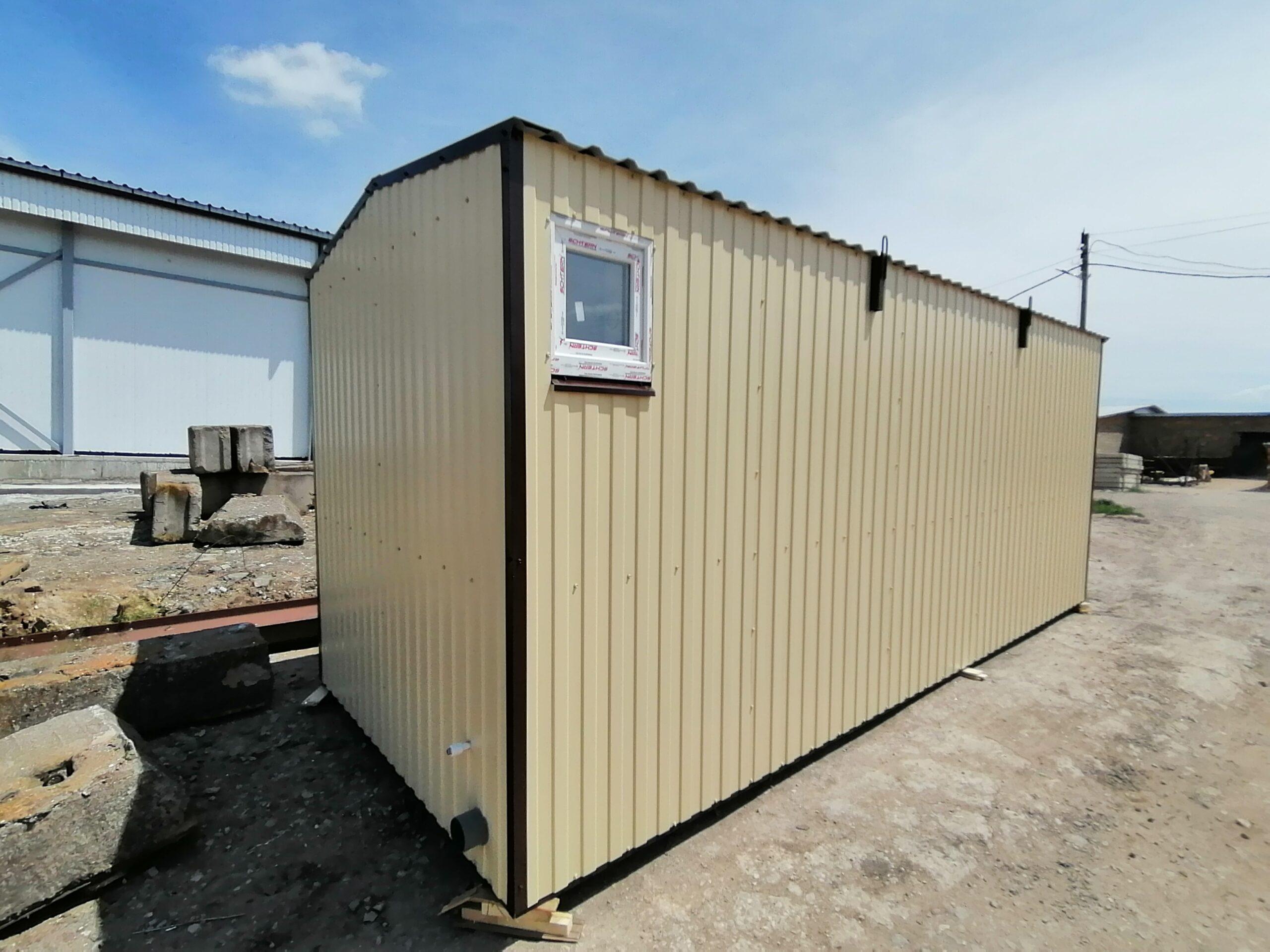 Дачный домик 5х2,4м